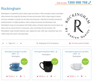 rockingham-hospitality-products