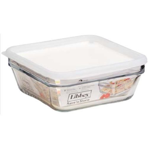 Libbey Save n Store Storage Container